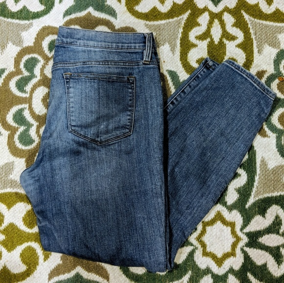 J. Crew Denim - J. Crew Toothpick Skinny Jeans Sz 31
